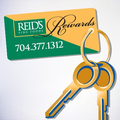 Reid's Fine Foods Rewards Card Program