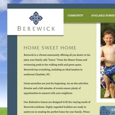 Berewick Website