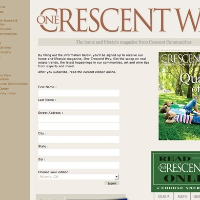 Crescent Resources Online Magazine