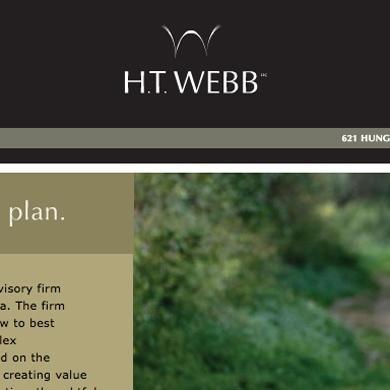 HT Webb Website