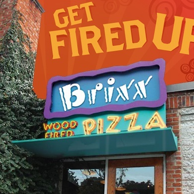 Brixx Wood Fired Pizza Website