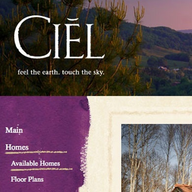 Ciel Website