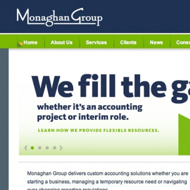 Monaghan Group Website