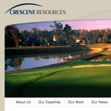 Crescent Resources Website